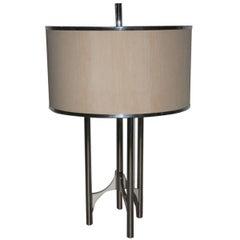Minimal Chic Italian Design Table Lamp Sciolari Design 1970