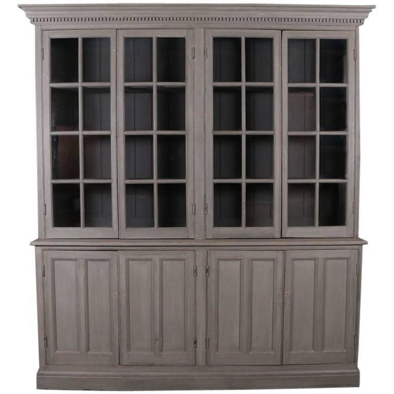 English Bookcase