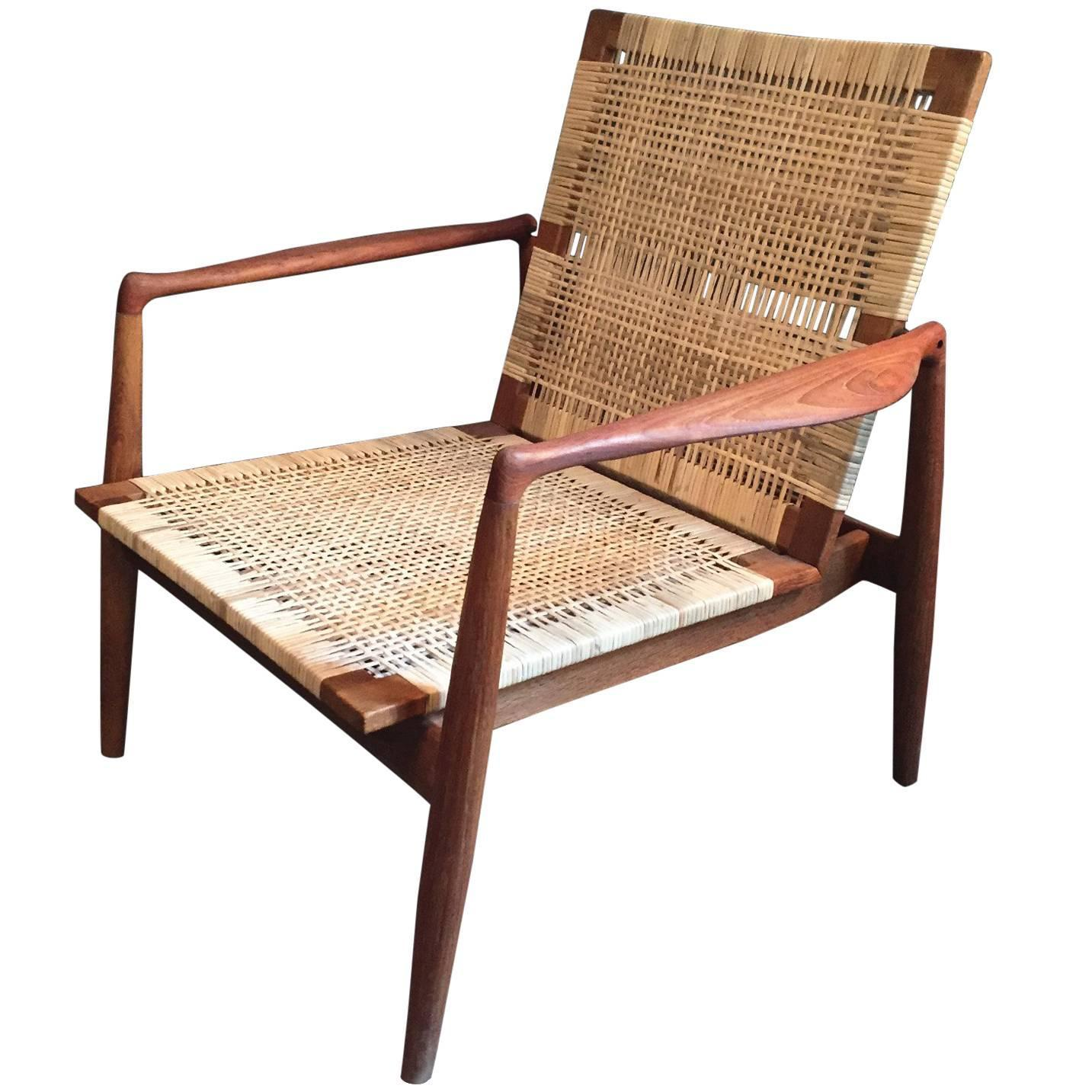 Finn Juhl Easy Chair SW 96 For Sale At 1stdibs