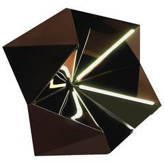 """Kaki Kroener, """"Sirius"""", Lamp, France, 2013"""