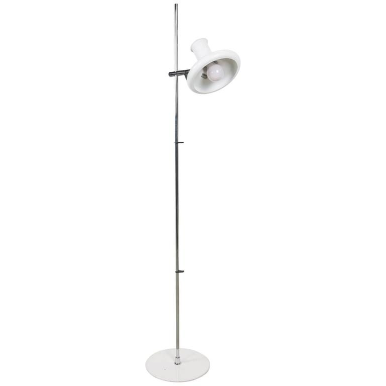 'Optima' Floor Lamp by Hans Due for Fog & Mørup