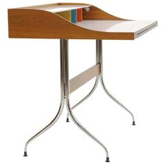 Original Production George Nelson and Associates Swaged Legged Desk