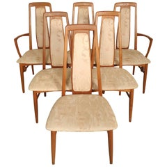 Six Danish Modern Chairs by Niels Kofoed