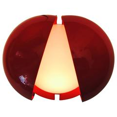 Fontana Arte Lampira Lady Bug 1970s Light