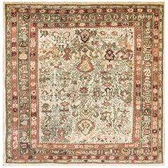 Unusual Antique Northwest Persian Carpet