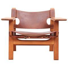Spanish Chair by Børge Mogensen