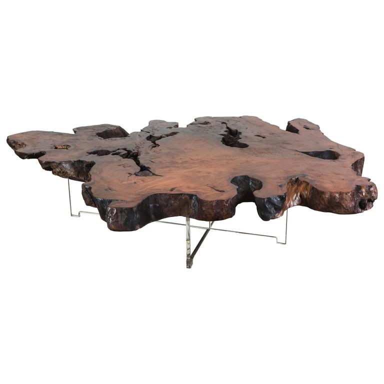 Redlands Coffee Table by Lawson-Fenning For Sale