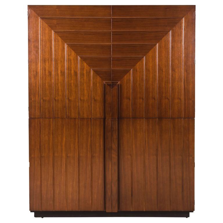 Tall Cabinet by T.H. Robsjohn-Gibbings for Widdicomb 1