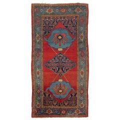 Outstanding Antique Persian Bidjar Rug