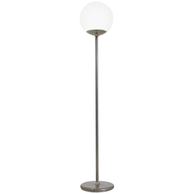 Mid-Century Design Floor Lamp, 1970 For Sale