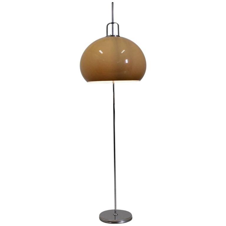 Italian Floor Lamp Harvey Guzzini Meblo 1970s For Sale At 1stdibs