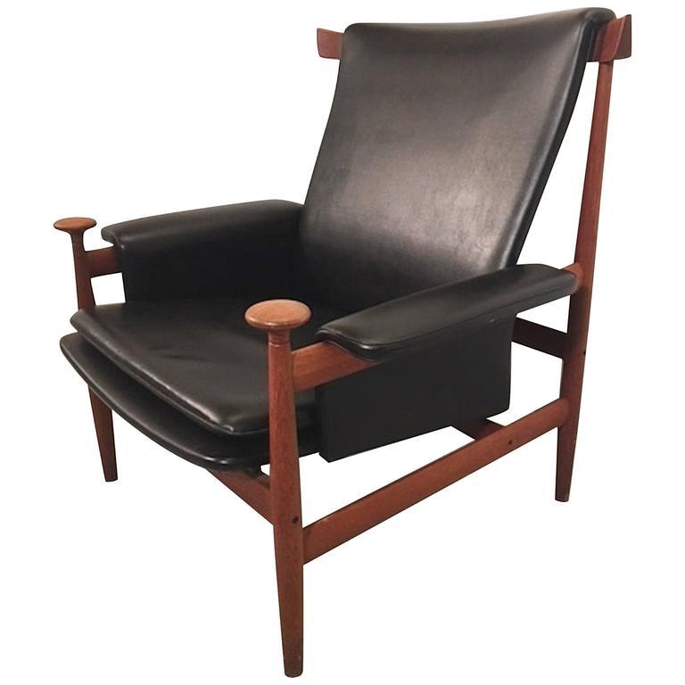 Finn Juhl 'Bwana' Armchair