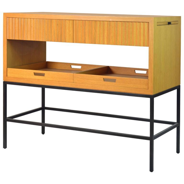 Modern Design Bar or Credenza by Michael Vanderbyl for Bolier