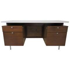 George Nelson Desk from a National Historic Landmark Eero Saarinen Building