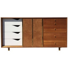 Great Harvey Probber Credenza, USA, 1950s