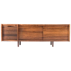 Scandinavian Mid-Century Rosewood Sideboard by Sven Ivar Dysthe