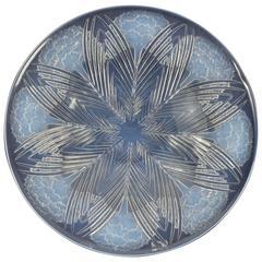 """René Lalique Opalescent """"Oeillets"""" Bowl"""
