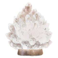 "Unique Quartz Lighting ""Small Liberty"" by Demian Quincke"