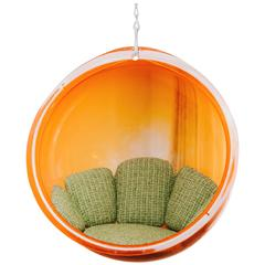 1960s Hanging Bubble Chair by G-Plan