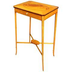 19th Century Petite Biedermeier Side Table