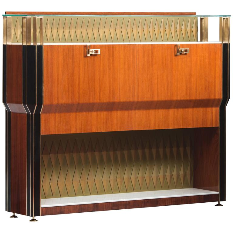 Vittorio Dassi Bar Cabinet 1