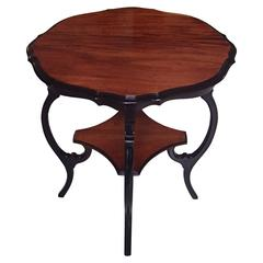 19th Century Regency Mahogany Coffee or Side Table