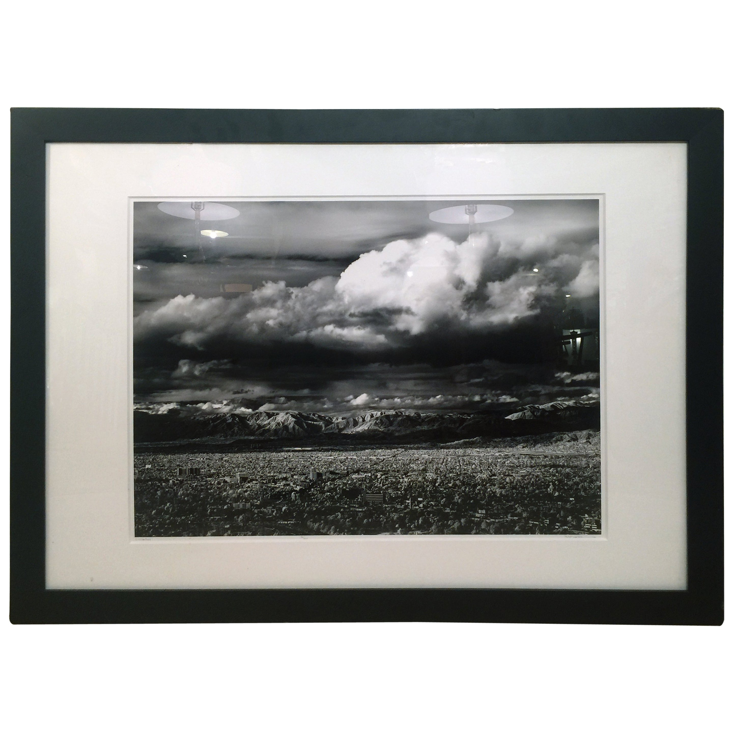 Signed Limited Edition Photograph by Mitch Dobrowner