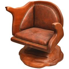 American Studio Craft Executive Chair