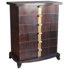 Art Deco Mahogany Dresser by John Stuart
