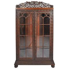 Anglo-Indian Bookcase