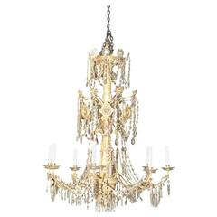 ON SALE  Chandelier 19th Century Genovese