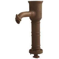 Antique French Garden Water Pump