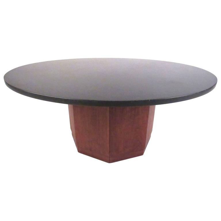 Mid Century Modern Harvey Probber Style Coffee Table For Sale At 1stdibs