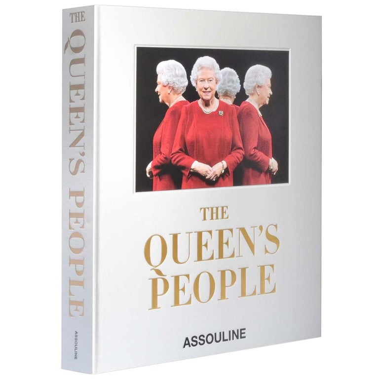 """The Queen's People"" Book For Sale"