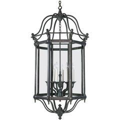 Verdigris Lantern