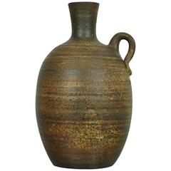 Large Pottery Vessel by Mobach, The Netherlands, 1960s