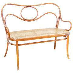 Sofa Gebrüder Thonet Nr.14, circa 1875