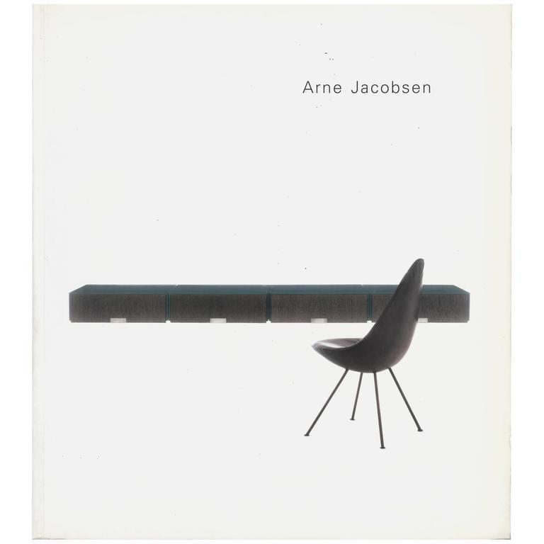 arne jacobsen furniture designs 39 book 39 for sale at 1stdibs. Black Bedroom Furniture Sets. Home Design Ideas