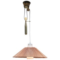 Paavo Tynell Pendant with Counterweight, Finland