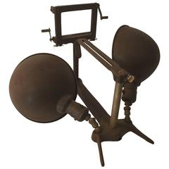 Industrial Double Light Projector Lamp
