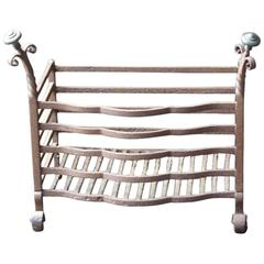 Dutch Fire Grate - Fireplace Basket