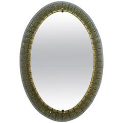 Cristal Art Beautiful Mirror