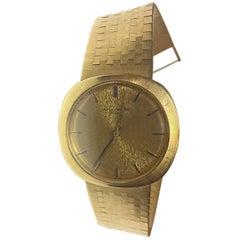 Very Rare Model 3573 Patek Philippe 18-Karat Backwinder Automatic Watch