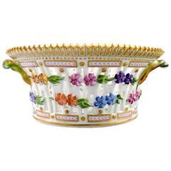 Royal Copenhagen Flora Danica Large Fruit Bowl