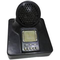 Table Radio Phonola, Valve, Model 547 from Castiglione