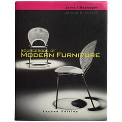 """Sourcebook of Modern Furniture"", Jerryll Habegger & Joseph H. Osman"