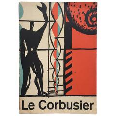 """Le Corbusier"", Kunstindustrimuseet, Arkitektur Maleri Skulptur Gobeliner, 1958"