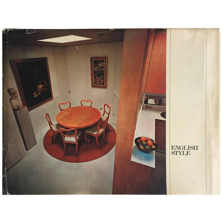 """English Style"" Mary Gilliatt & Michael Boys, 1967"