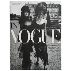 """In Vogue"" The Illustrated History of the World's Most Famous Fashion Magazine"