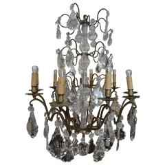 Late 19th Century French Chandelier